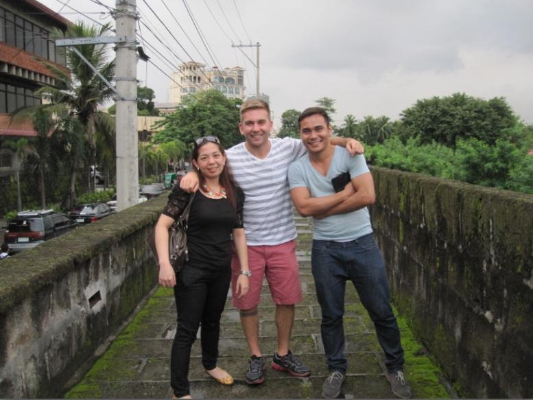 Intramural, Manila