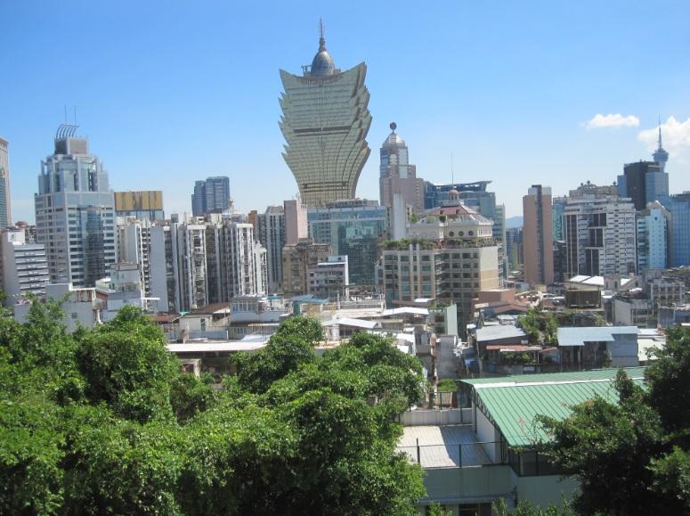 Architecture in Macau