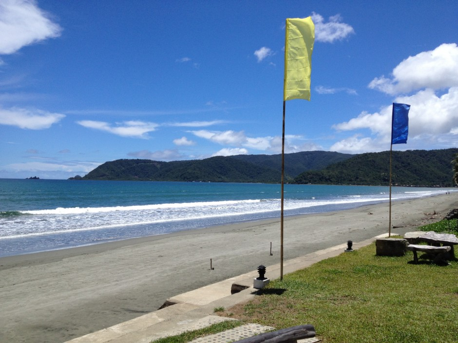 Beach in Baler