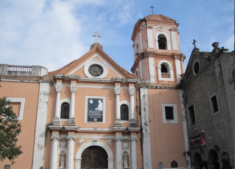 Old Cathedrals in The Philippines