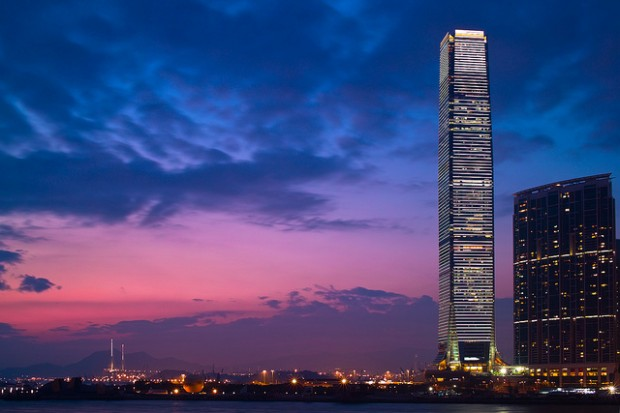 5th tallest building in the world