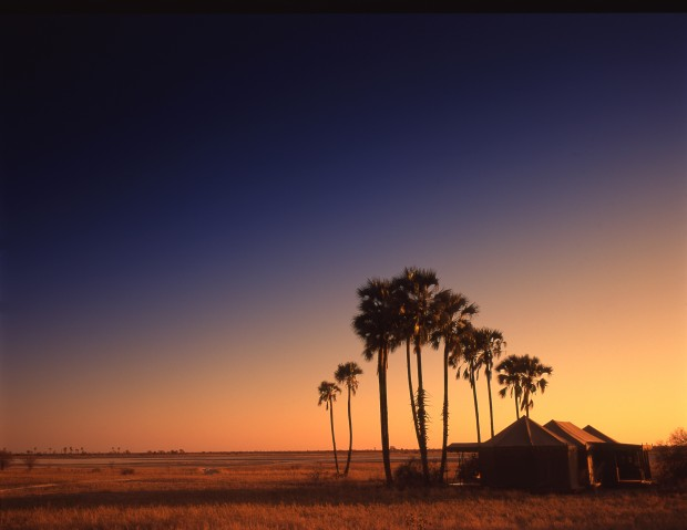 Camps in Botswana