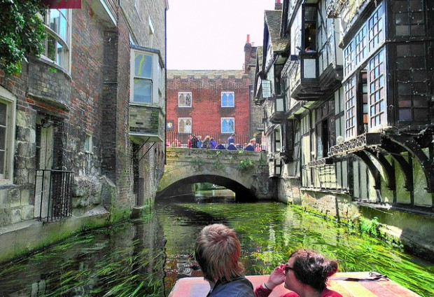 canals in England