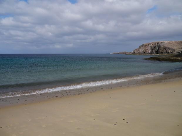best beach in Lanzarote