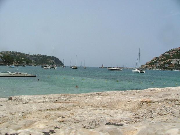 Andratx beach
