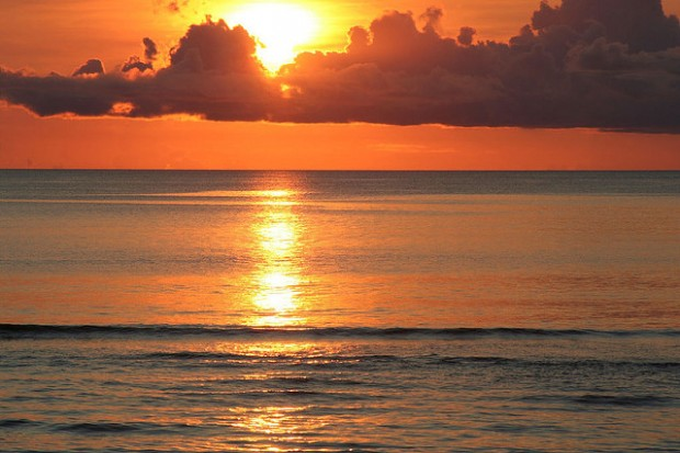 Ocean in Guam
