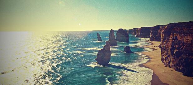 Victoria Australia coast