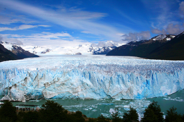 Perito Moreno Glacier is one of the major natural sights that awaits you in Patagonia