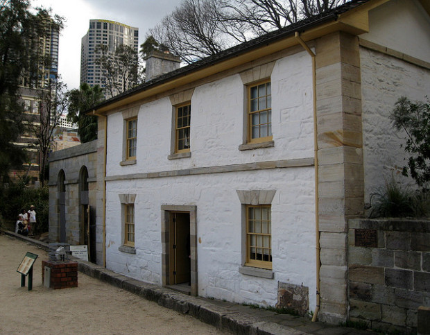 historic building in Sydney