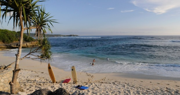surfing is just one of the many attractions in Bali that will blow your mind!