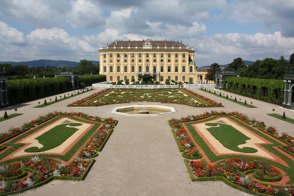Schoenbrunn Palace is certainly one of the top reasons to visit Vienna