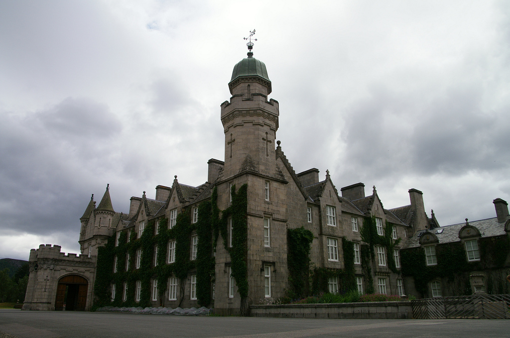 Of all the top reasons to visit Balmoral, the stately architecture should rank quite highly on the list of qualities for those considering a visit here..