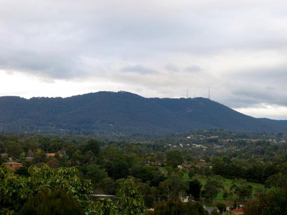 Mount Dandenong, Australia