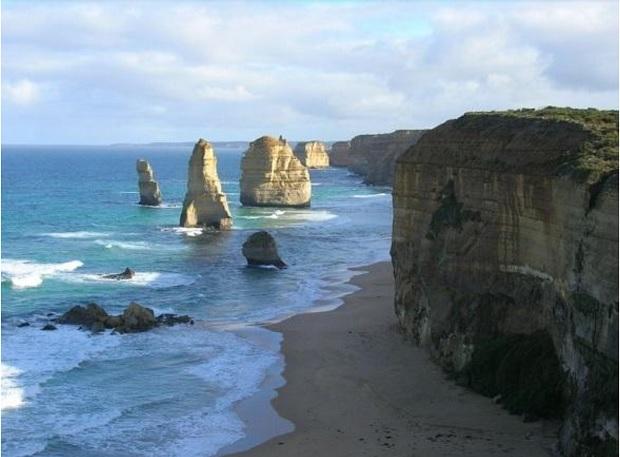 scenery an Australian road trip