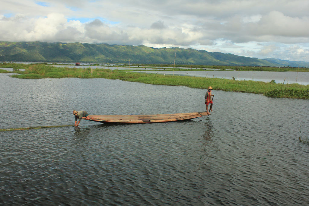 Far flung locations like Burma's Inle Lake are prized destinations for many travelers ... photo by CC user teleyinex on Flickr