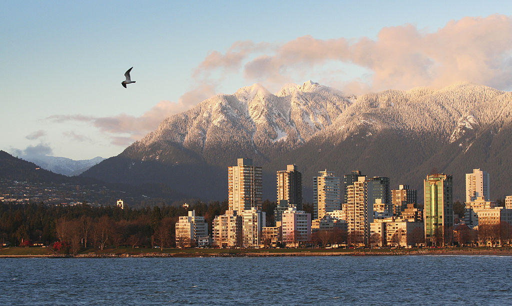Begin your great Canadian adventure in Vancouver