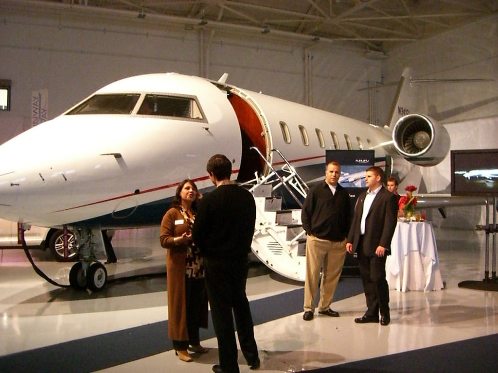 Fun Places To Travel On A Private Jet In America